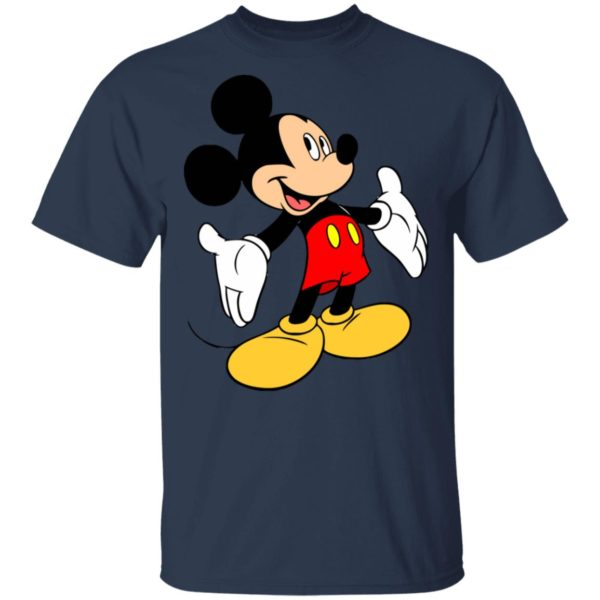 Mickey Mouse Hoodie T Shirt