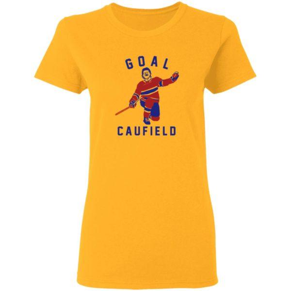 Spittin Chiclets Goal Caufield Ryan Whitney Shirt